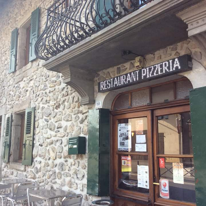 Restaurant traditionnel sur Nangy